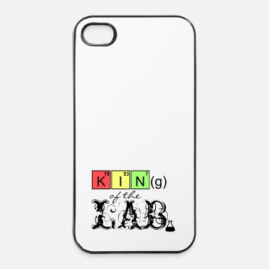 Roi King of the Lab (DDP) - Coque rigide iPhone 4/4s