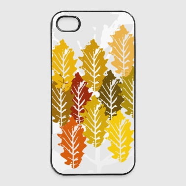 Autumn Leaves - iPhone 4/4s Hard Case