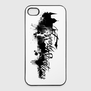 Freaky Streetwear - iPhone 4/4s Hard Case