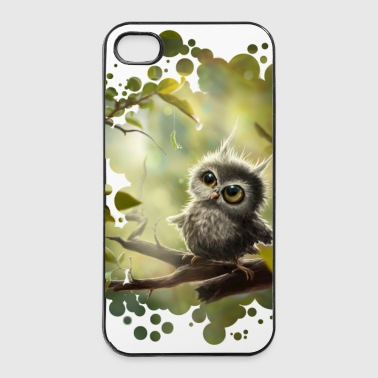 Little Owl - iPhone 4/4s Hard Case