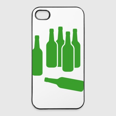 Bierflaschen - iPhone 4/4s Hard Case