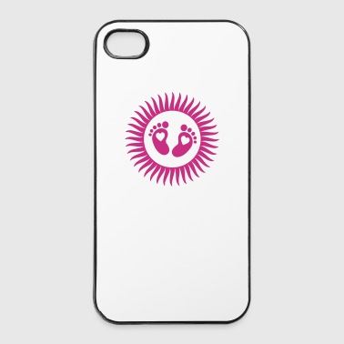 Baby - feet - iPhone 4/4s Hard Case