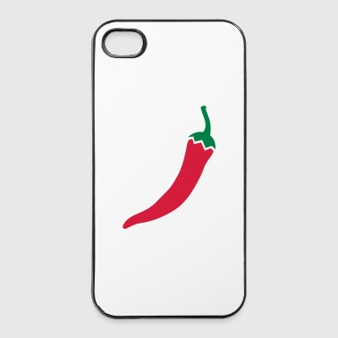 Spaanse peper - iPhone 4/4s hard case