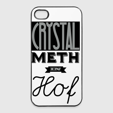 CRYTAL METH - iPhone 4/4s Hard Case