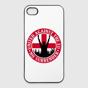 Anti EU England - No Surrender - iPhone 4/4s Hard Case