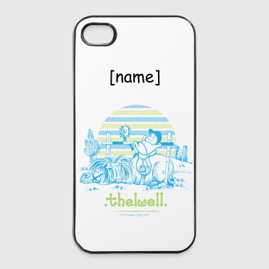 PonySieg Thelwell Cartoon - iPhone 4/4s Hard Case