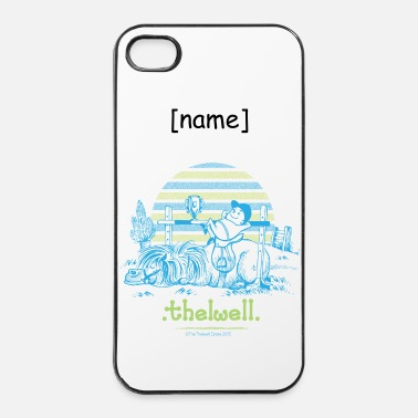 Pony Pony winnaar Thelwell Cartoon - iPhone 4/4s hard case