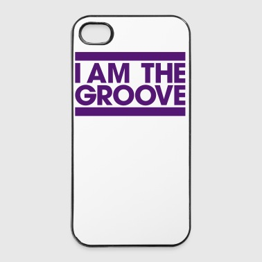 I am the Groove - Coque rigide iPhone 4/4s