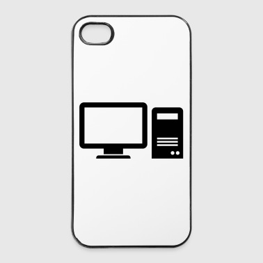 Computer - iPhone 4/4s hard case