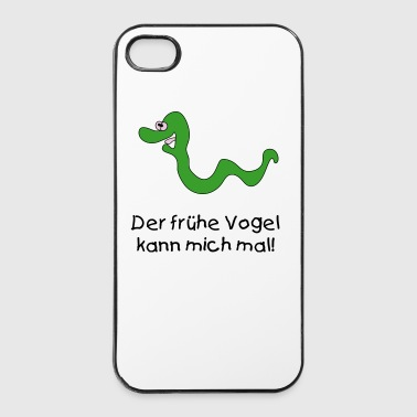 wormy - iPhone 4/4s Hard Case