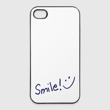 smile - iPhone 4/4s Hard Case