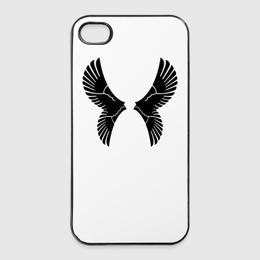 wings - iPhone 4/4s Hard Case