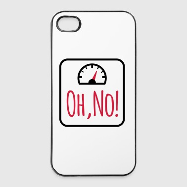 Diet - iPhone 4/4s Hard Case