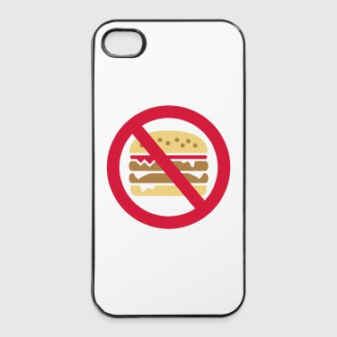 Hamburger Verbod  - iPhone 4/4s hard case