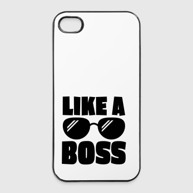 like a boss 1c - Twarde etui na iPhone 4/4s