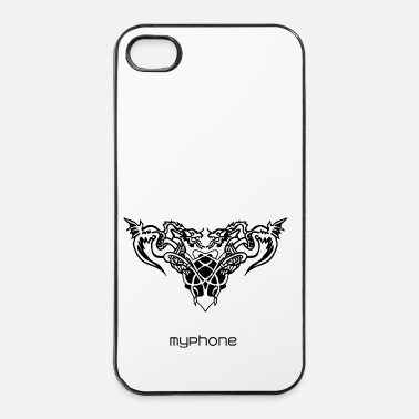 Kracht draak - iPhone 4/4s hard case
