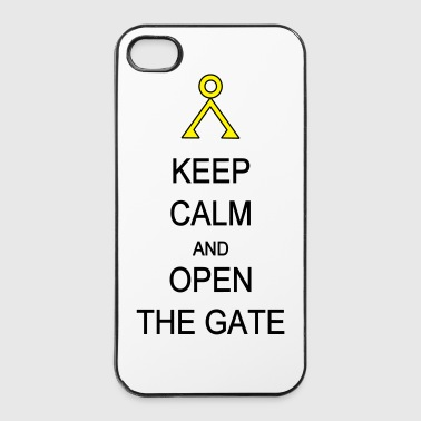 Open the Gate - Coque rigide iPhone 4/4s