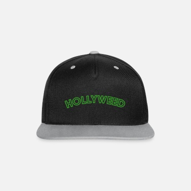 Paper &amp HOLLYWEED - Snapback Cap