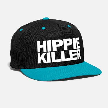 Hippie Killer Funny Quote - Cappello snapback