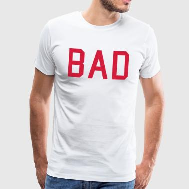 bad - Premium T-skjorte for menn