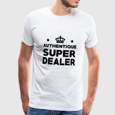 Dealer / Drogue / Cannabis / Alcool / Deal - T-shirt Premium Homme