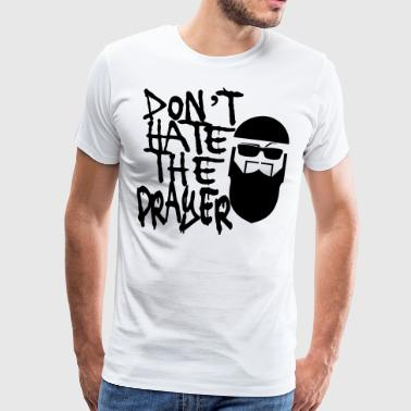 Prayer Hater - Men's Premium T-Shirt