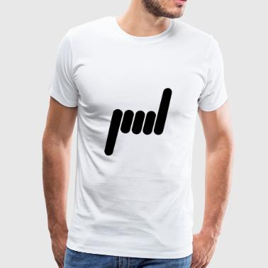 Vape design Just Coil - Männer Premium T-Shirt