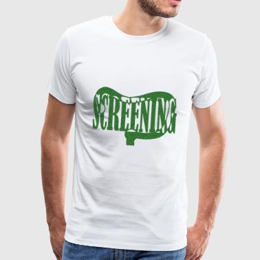screening colon médico sc3 - Camiseta premium hombre