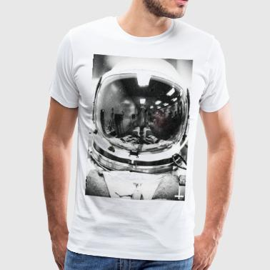 Star Trek Nasa ASTRO MONO - Men's Premium T-Shirt