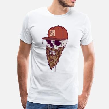 Breitbart FOREVER BEARDED - Men's Premium T-Shirt