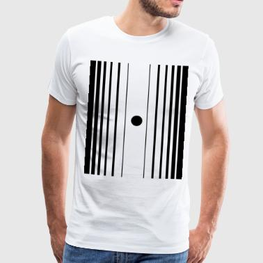 Doppler Effect - Herre premium T-shirt