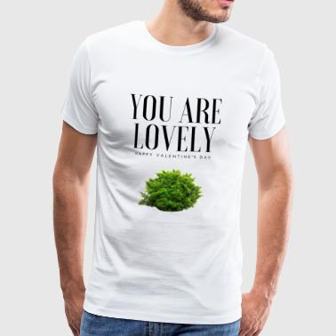 You are lovely - Fortnite Edition - Men's Premium T-Shirt
