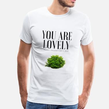 Ninja You are lovely - Fortnite Edition - Men's Premium T-Shirt