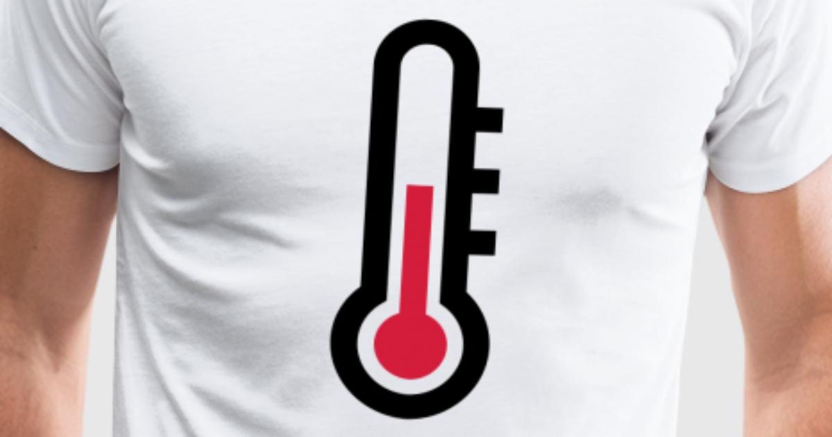 thermostat temperature icon icon by weltenraser spreadshirt