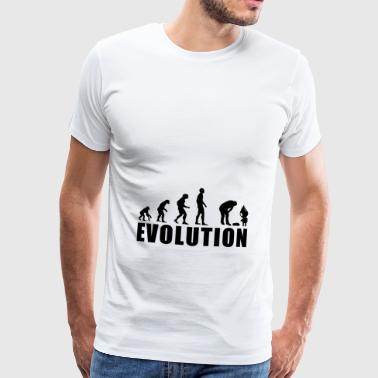 EVOLUTION KOTZE - Men's Premium T-Shirt