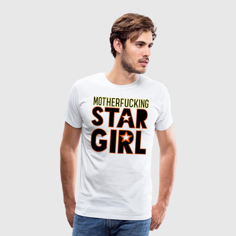 stargirl color - Men's Premium T-Shirt
