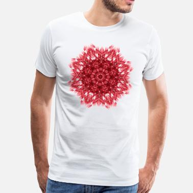 Dot dots - Premium-T-shirt herr