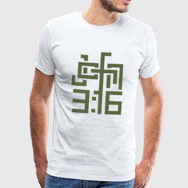 Symbol sign - Men's Premium T-Shirt