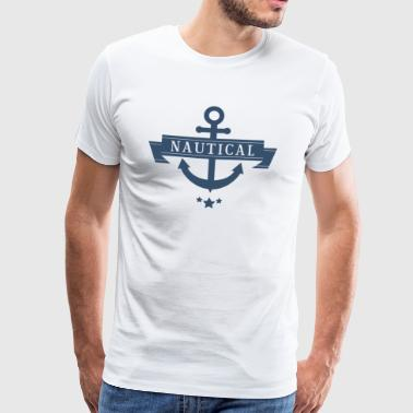 Nautical - Men's Premium T-Shirt