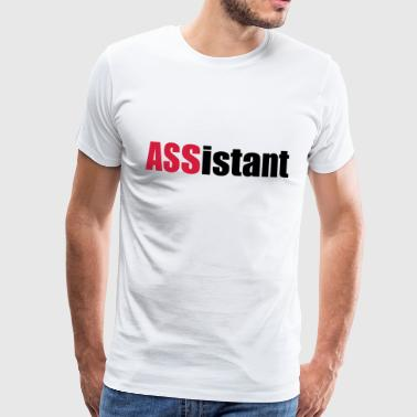 ASSistant - Men's Premium T-Shirt