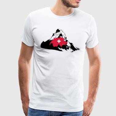 Matterhorn Matterhorn Switerland - Men's Premium T-Shirt