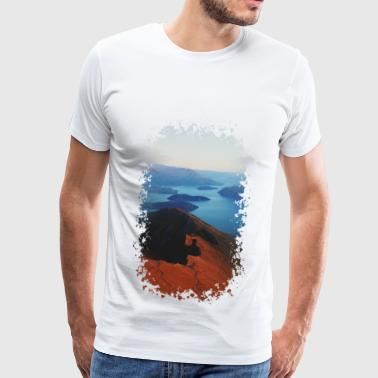 Roys peak - Men's Premium T-Shirt