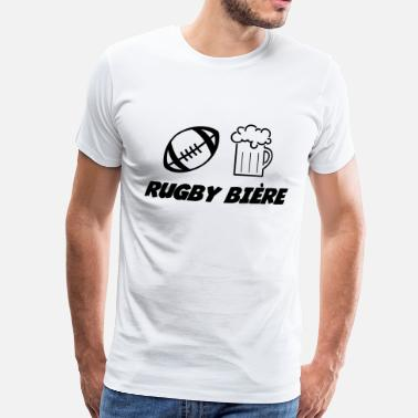 Asm Rugby - T-shirt premium Homme