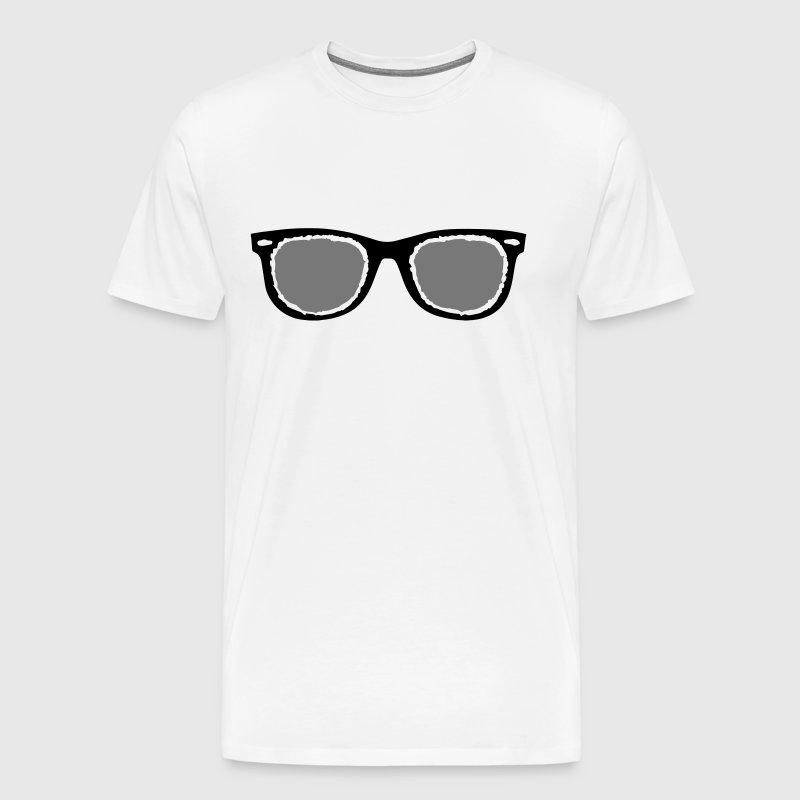 Do More Glasses - Men's Premium T-Shirt