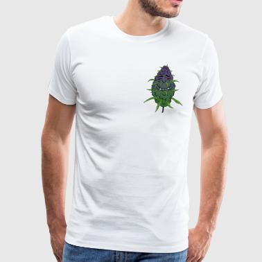 Big Buds - gift for cannabis friends - Men's Premium T-Shirt