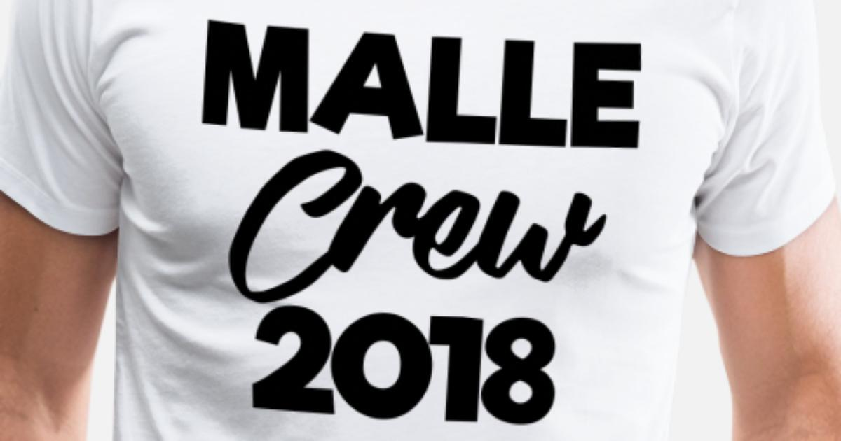 Malle gift party shirts Mallorca mega Park Men's Premium T-Shirt |  Spreadshirt