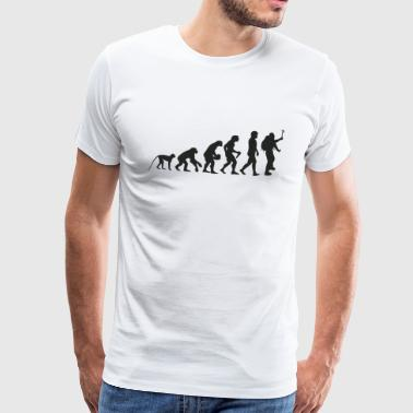 Alpiniste Evolution - T-shirt Premium Homme
