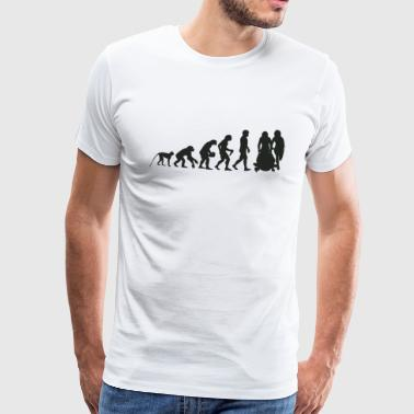 Bob Evolution - T-shirt Premium Homme
