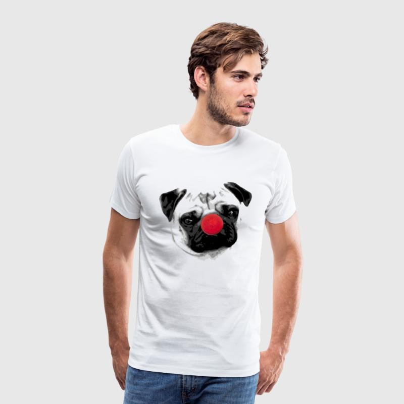 Red Nose Mops - Men's Premium T-Shirt