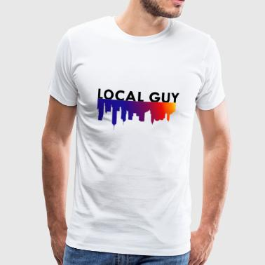 Lokal Guy / City / Gift - Herre premium T-shirt